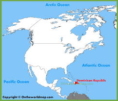 where is the republic on the world map republic location on the america map