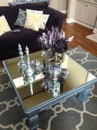 Mirrored Top Coffee Table Mirrored Top Coffee Table Artedu Info