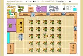 Classroom Floor Plan Builder Classroom Architect