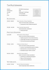 Lebenslauf Vorlage Inhalt 6 Lebenslauf Inhalt Business Template
