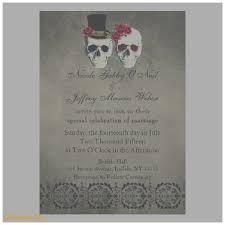 25 Best Skull Wedding Ideas by Wedding Invitation Lovely Day Of The Dead Wedding Invitations
