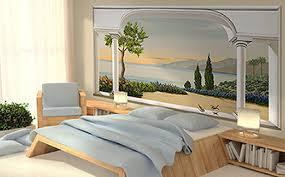papier peint trompe l oeil pour chambre papier peint mural trompe l oeil trendy with papier peint mural