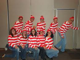Wheres Waldo Halloween Costume Fun Easy Halloween Costume Ideas Arkatex