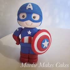 captain america cake topper mardie makes cakes cairns cake toppers