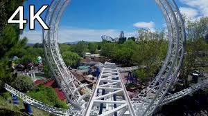 The Goliath Six Flags Best Six Flags Magic Mountain Roller Coasters