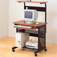 desk with wheels u0026 casters you u0027ll love wayfair