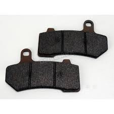 motor factory front or rear organic brake pads 8009053 harley