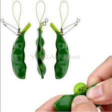 peas in a pod keychain adorable pea pod keyring keychain effective stress reduction