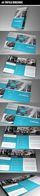 adobe tri fold brochure template indesign template a4 trifold brochure on behance