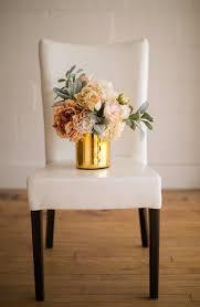Gold Centerpiece Vases Art Deco Wedding Theme Wedding Decorations Mercury Glass Vases