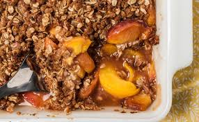 Toaster Oven Dinners Easy Peach Crisp 10 Toaster Oven Dinner Recipes Pictures