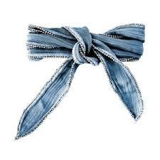 elastic headbands elastic headbands by kitsch
