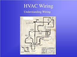 understanding wiring diagrams for hvac r wiring diagram and