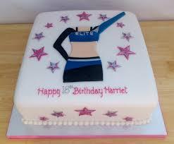 bournemouth elite cheerleader birthday cake susie u0027s cakes