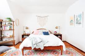 What Now Dream Bedroom Makeover - sara updates her childhood bedroom the reveal emily henderson