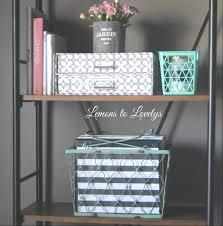 Target Metal Shelving by Craft Room Storage Shelf Part 2 U2013 Lemons To Lovelys