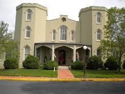 alexander jackson davis gave vmi its gothic revival style