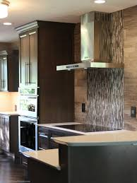 floor tiles for kitchen design cascading mosaic tile above a 36