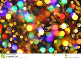 color christmas lights as nice background illustration 44364141