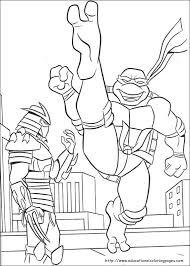 ninja turtles coloring pages bestofcoloring