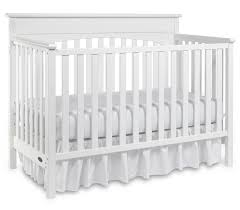 Walmart Convertible Cribs by Bedroom Elegant Brown Wood Eddie Bauer Crib With Ikea Side Table
