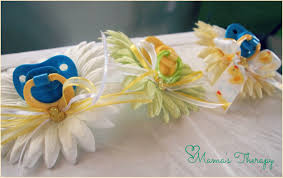 homemade baby shower corsage gallery baby shower ideas