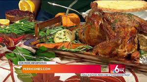 thanksgiving feast at perricone s nbc 6 south florida