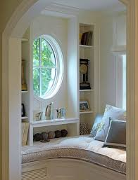 window reading nook adorable round window side cute storage right for nook ideas with