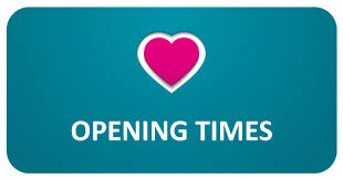 opening hours at the gentle active ltd