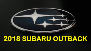 mitsubishi emblem new subaru car 2018 subaru outback interior and exterior reviews