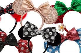 christmas headbands new christmas headbands coming to disney parks