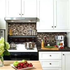 stick on backsplash for kitchen self adhesive backsplash tiles self adhesive wall tiles lowes