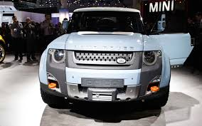new land rover defender concept range rover defender concept car concepts pinterest range