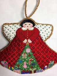 needlepoint christmas 357 best needlepoint christmas ornaments images on