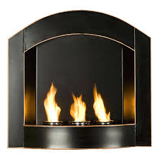 fireplace breathtaking wall mount ventless fireplace house