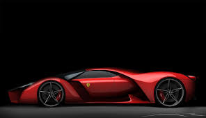future ferrari radical laferrari successor envisaged with hybrid v8 ecomento com