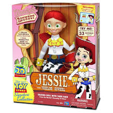 toy story jessie yodeling cowgirl signature collection