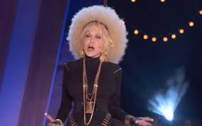 watch dolly parton rap about miley cyrus duck dynasty on the
