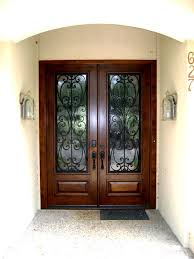 wooden and glass doors custom made exterior front entry wooden doors solid wood glass door