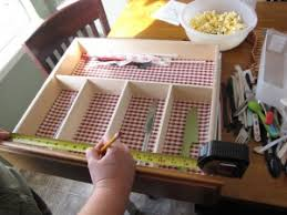 kitchen drawer organizer ideas diy drawer organizer for 6 living on a dime