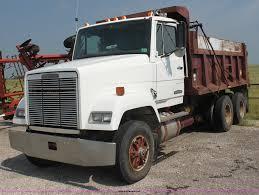 1989 freightliner dump truck item i7272 sold august 27