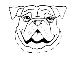 simple line drawing of a dog free download clip art free clip