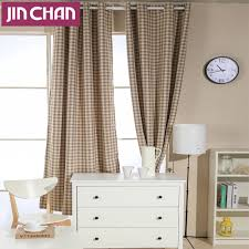 online get cheap blackout curtain fabric coffee aliexpress com