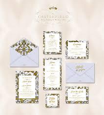 wedding invitations toronto wedding invitation design toronto pale blue and gold