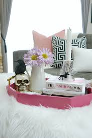 Pink Coffee Table Styling A Coffee Table Easy Tips U2013 Toochicforwords