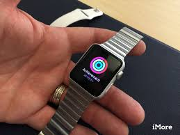 stainless link bracelet images Apple watch sport with milanese leather and link bands in jpg