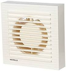 Exhaust Fans For Bathroom by Havells Ventilair 100mm Exhaust Fan With Window White Amazon In