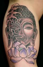 lotus flower tattoo on men top 25 best buddha tattoos ideas on pinterest buda tattoo