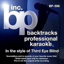 Third Blind Eye Jumper Jumper Instrumental Track Without Background Vocal Karaoke In