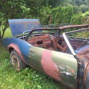 1968 camaro convertible project for sale 1968 camaro convertible project